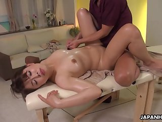 japanese girl, shiho tachibana got fucked harder than ever
