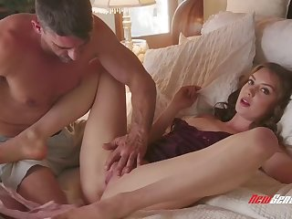 seductive blue-eyed elena koshka having her hairy twat dicked