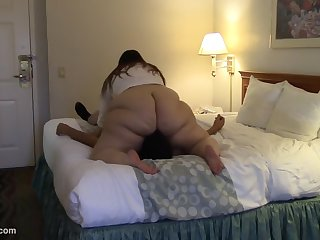 bbw goddess suffocates will not hear of slave